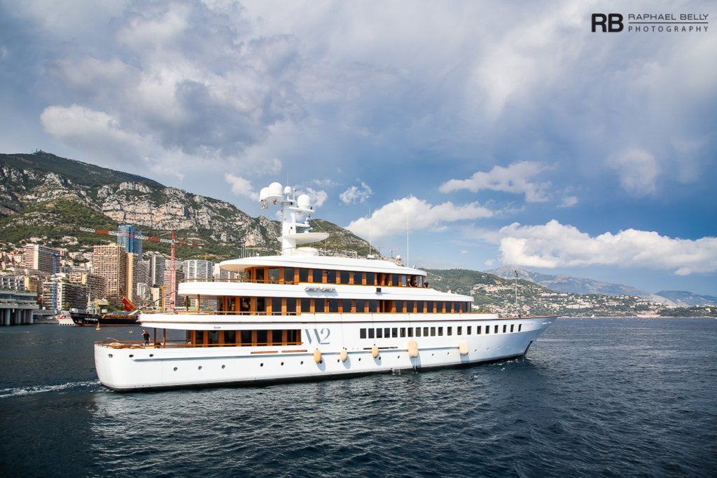 Wedge Too yacht - 65m - Feadship
