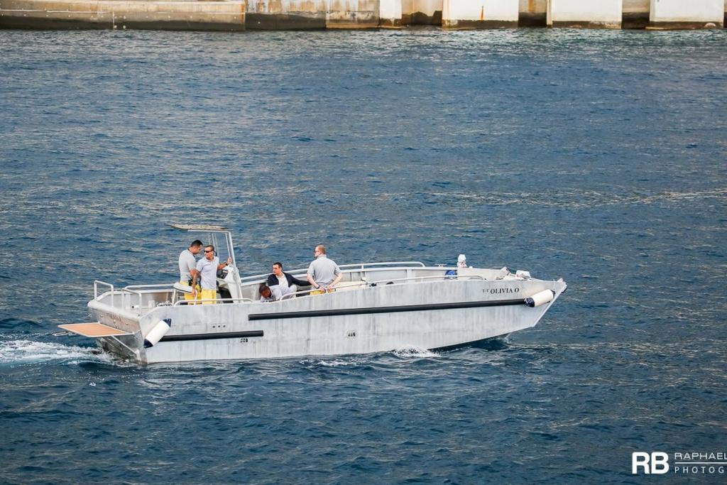 Work tender to Olivia O yacht