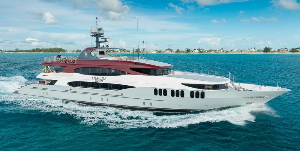 yacht Amarula Sun