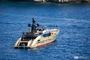 DB9 yacht (PJ 170) - 52m - Palmer Johnson