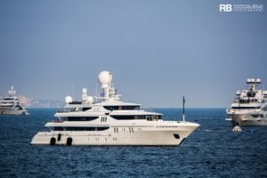 yacht Double Down - 65m - Codecasa