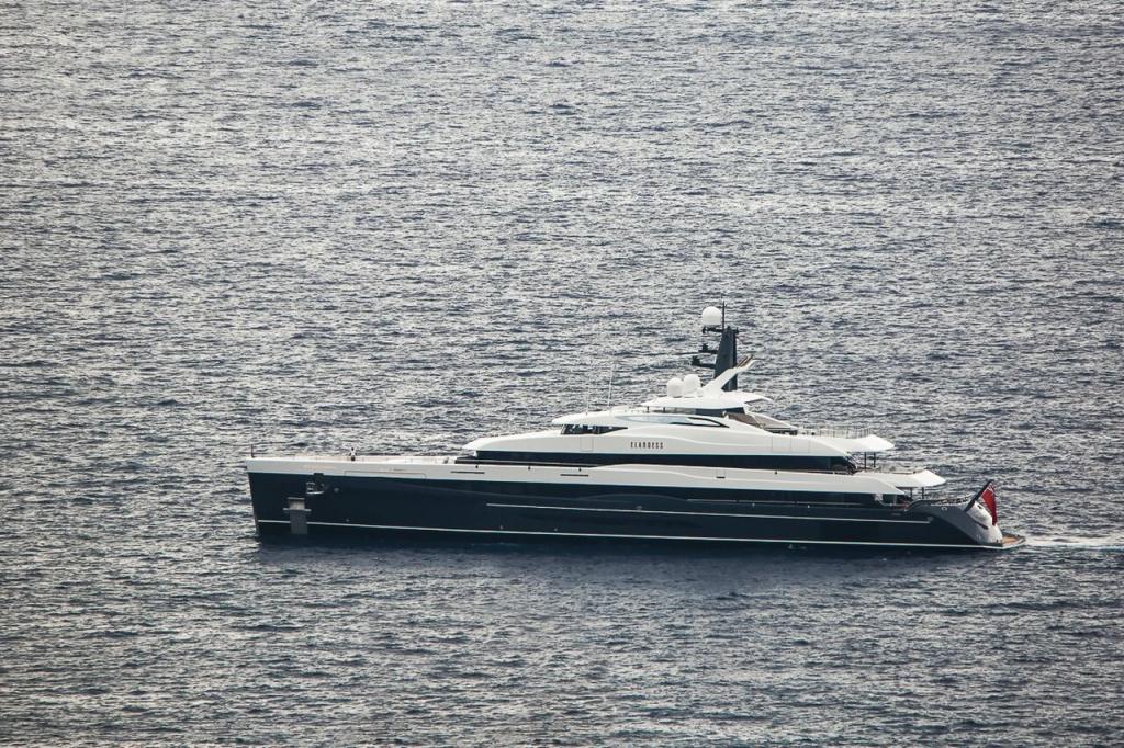 yacht Elandess – 74,5m – Abeking & Rasmussen