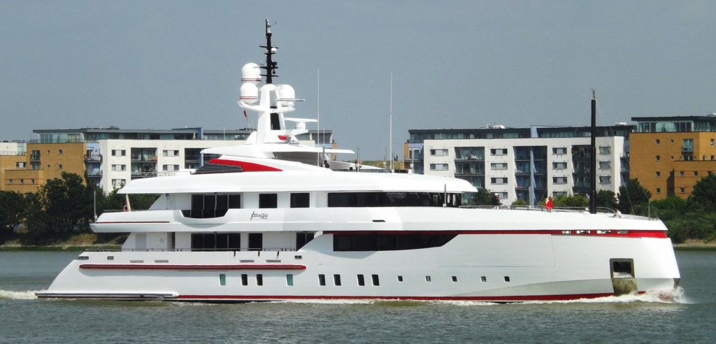 Forever One yacht – 55m – ISA