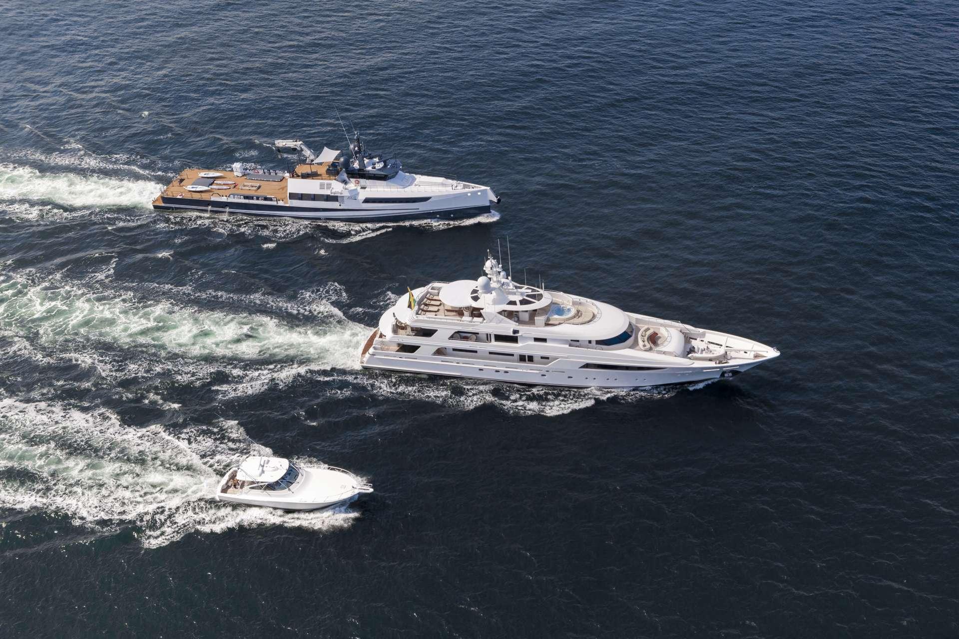 yacht Gigi - Carl Allen