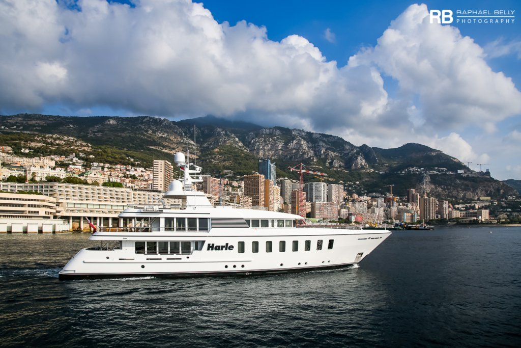 yacht Harle - 45m - Feadship