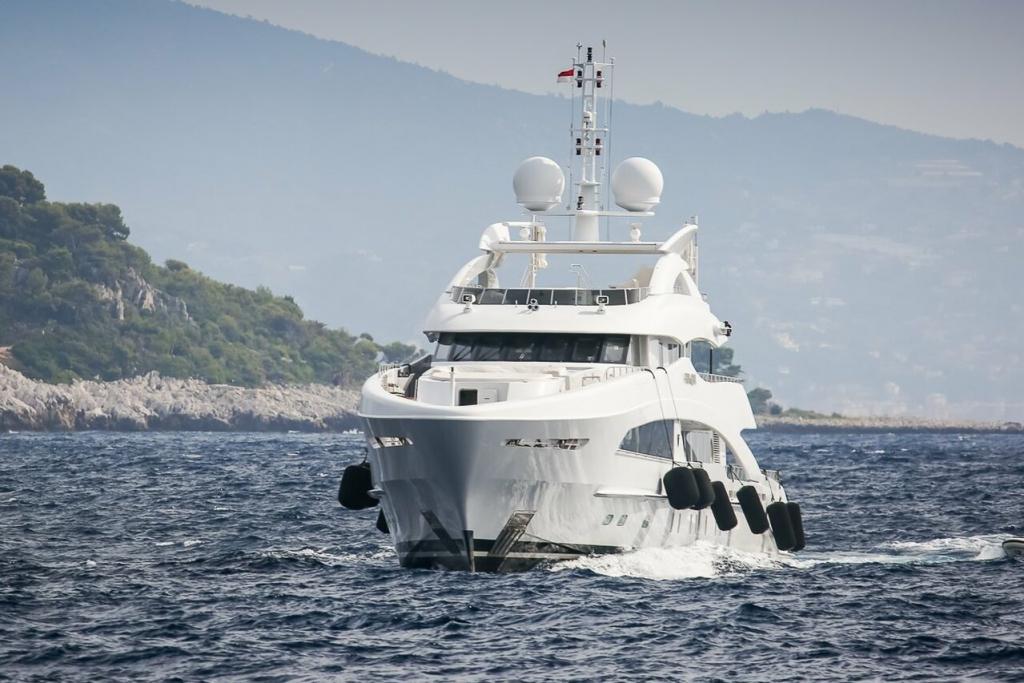 yacht Hayken – 50m – Heesen