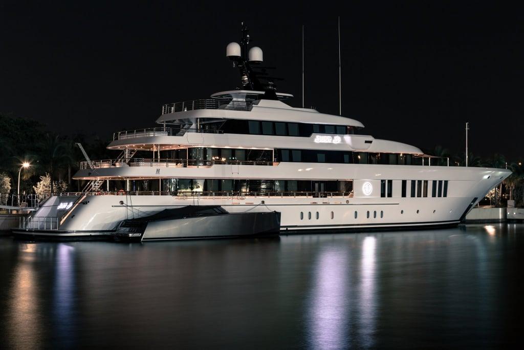 yacht Just Js