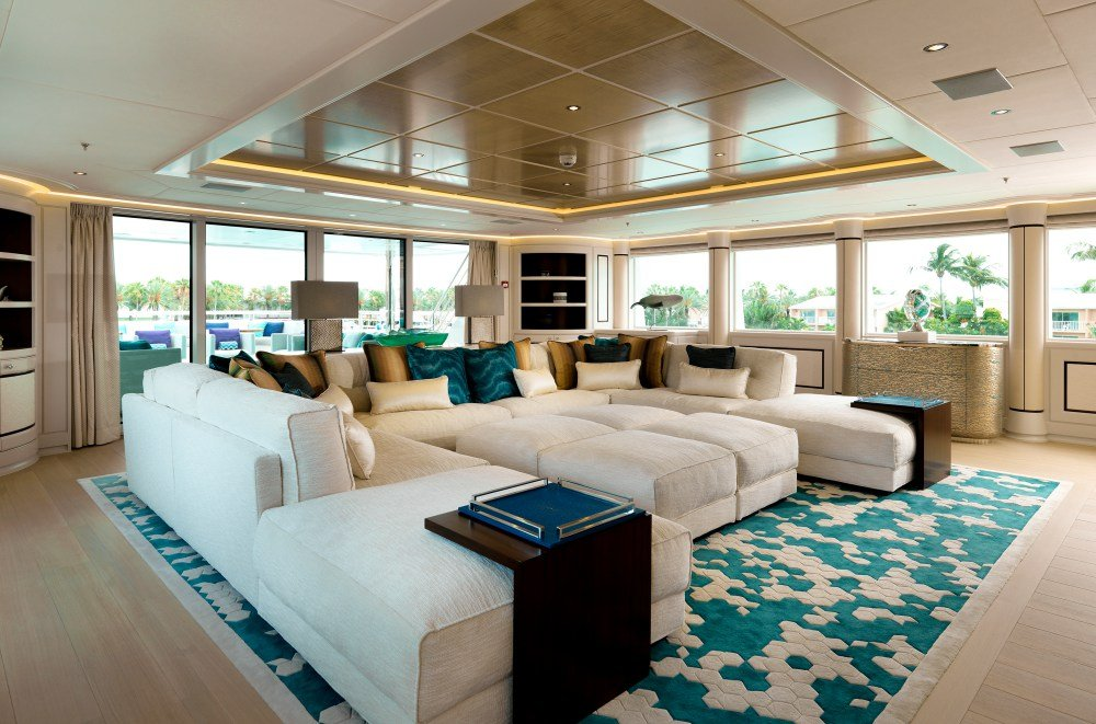 Yacht Just Js interior
