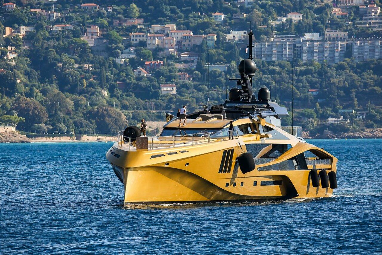 yacht Khalilah - 49m - Palmer Johnson
