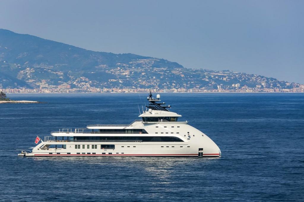 yacht Olivia O