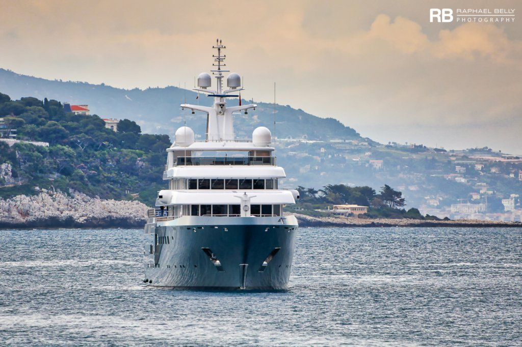 yacht Planet Nine – 73m – The Italian Sea Group (Admiral)