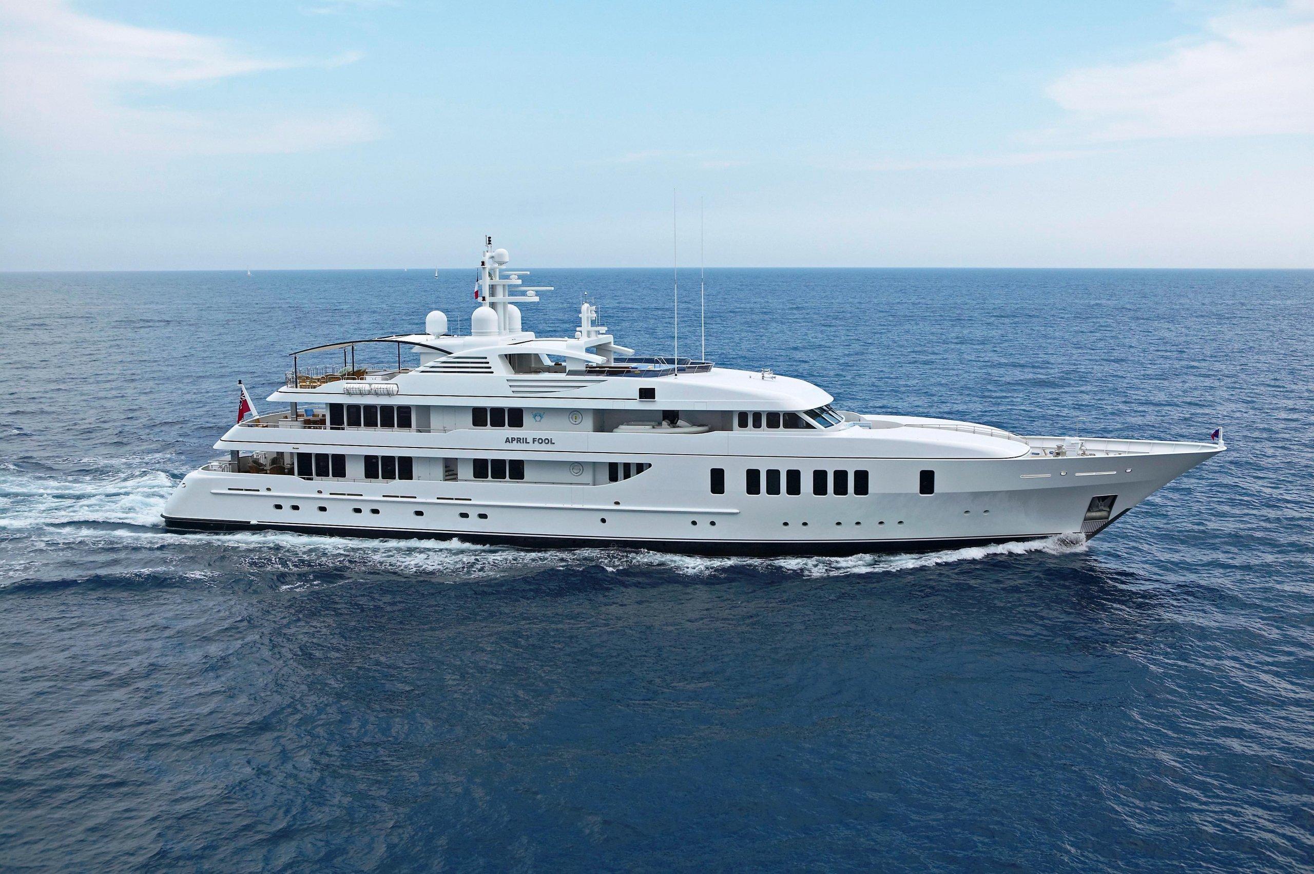 yacht Samadhi - Feadship - Daniel Loeb