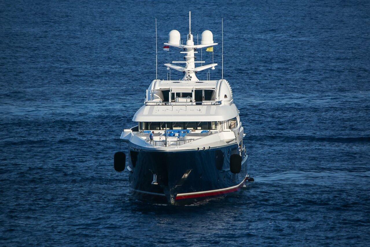 yacht Sycara V – 68m – Nobiskrug