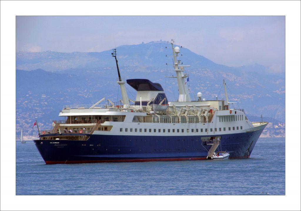 Alexander yacht