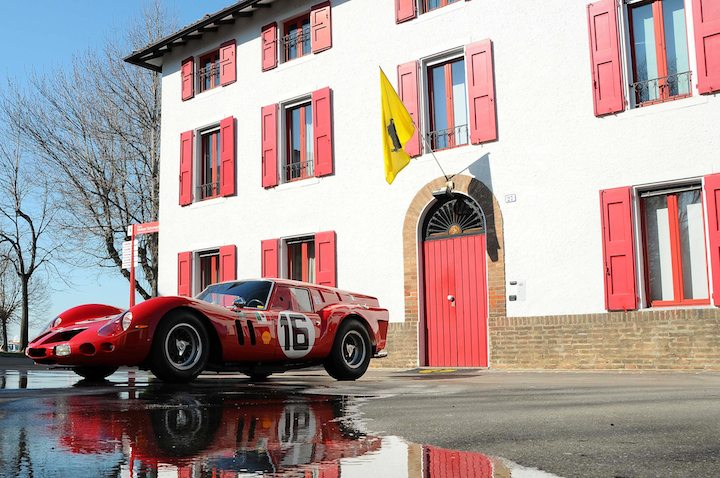 Piero Ferrari House