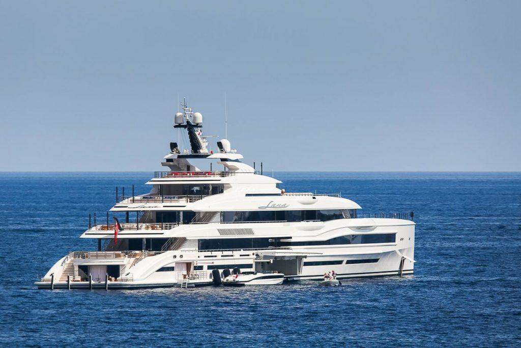 Lana yacht - Benetti - 2020