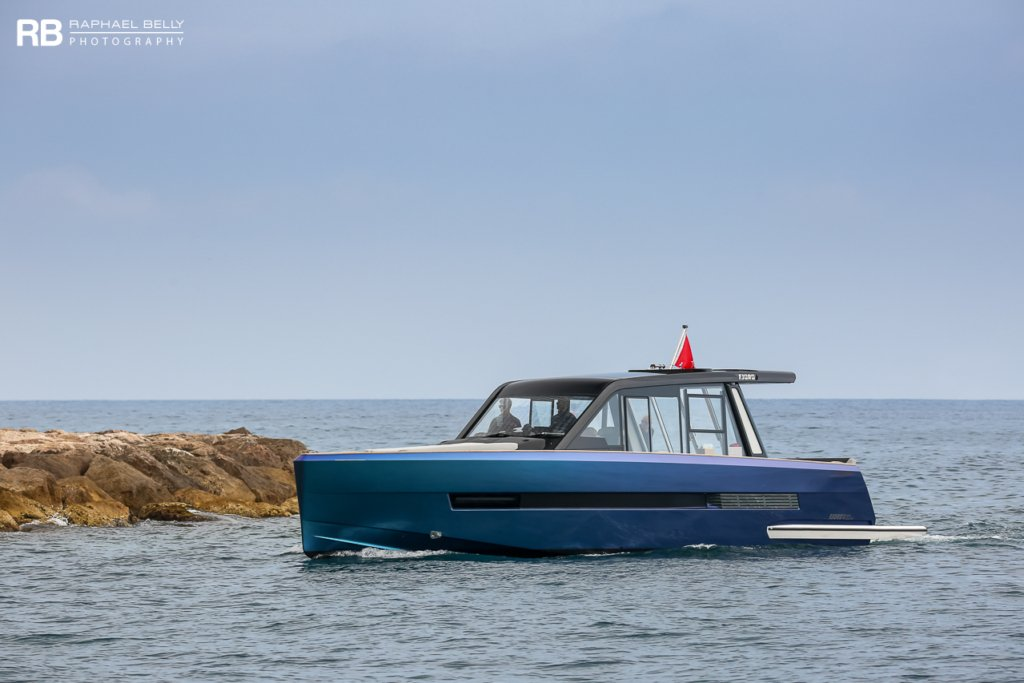 Tender To yacht Axioma (Fjord 44 Coupe) – 13,45m – Fjord