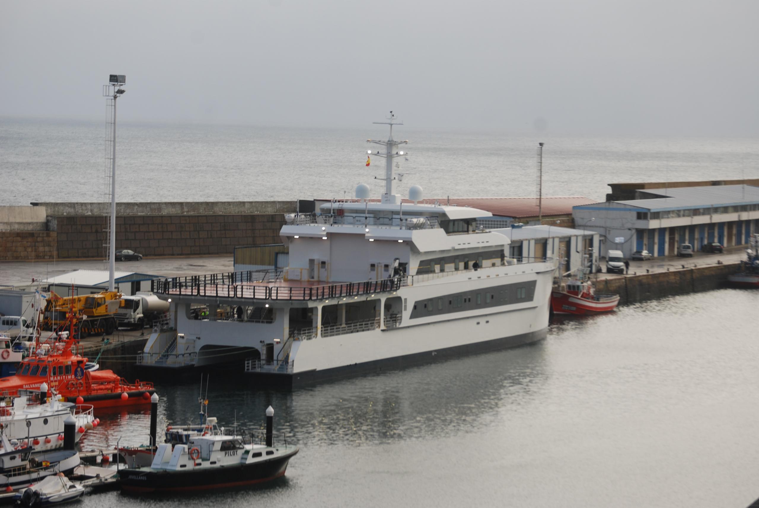 Wayfinder yacht