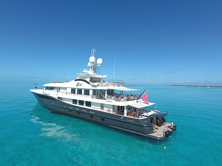 yacht 4YOU - 55m - Amels