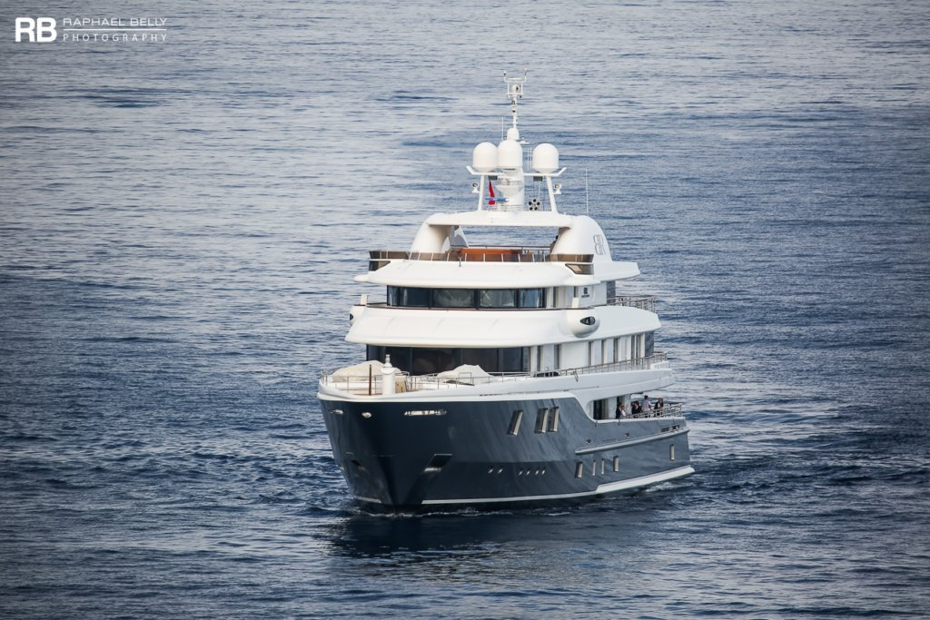 yacht Baton Rouge - 62m - Icon