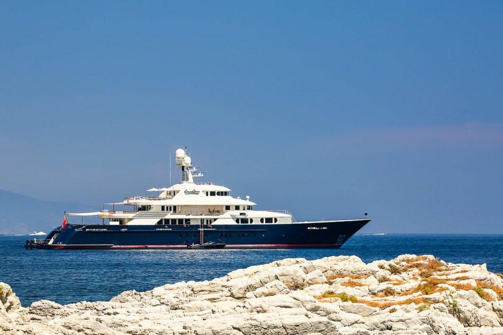 yacht Cocoa Bean - 74m - Trinity Yachts