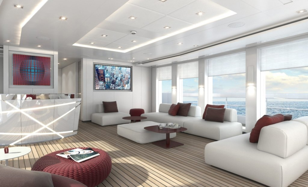 yacht Home interior