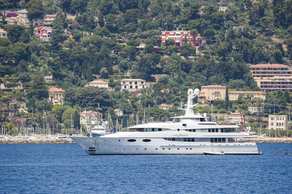 yacht Lady Sheridan – 58m – Abeking & Rasmussen