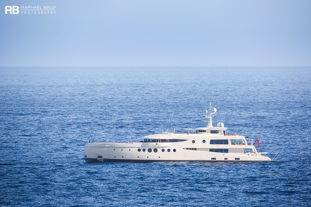 yacht Madame Kate - 60m - Amels (132)
