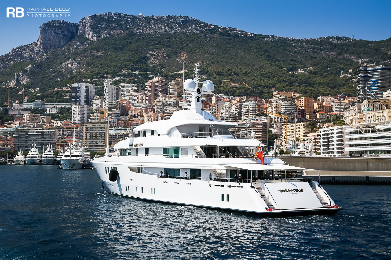 yacht Party Girl – 62,5m – Icon