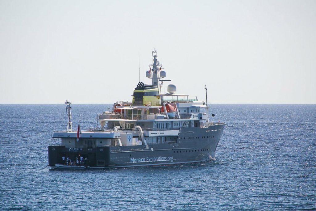 yacht Yersin - 77m - Piriou Shipyard