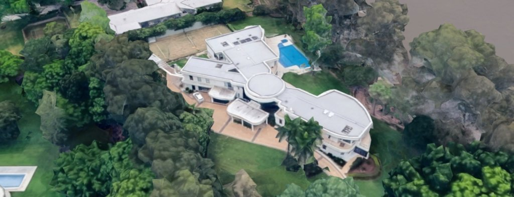 Clive Palmer house