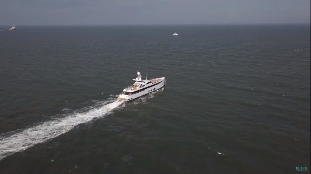 Feadship yacht Totally Nuts