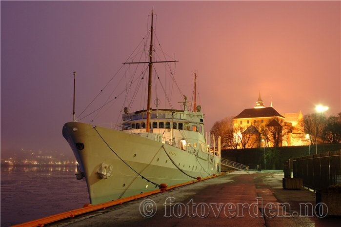 KS NORGE – Royal Yacht of the King of Norway
