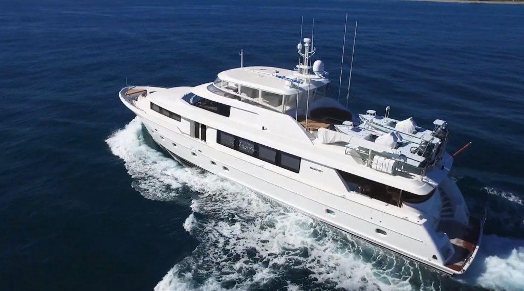 Sea Bear yacht - Westport - 2009 (Jack Niklaus)