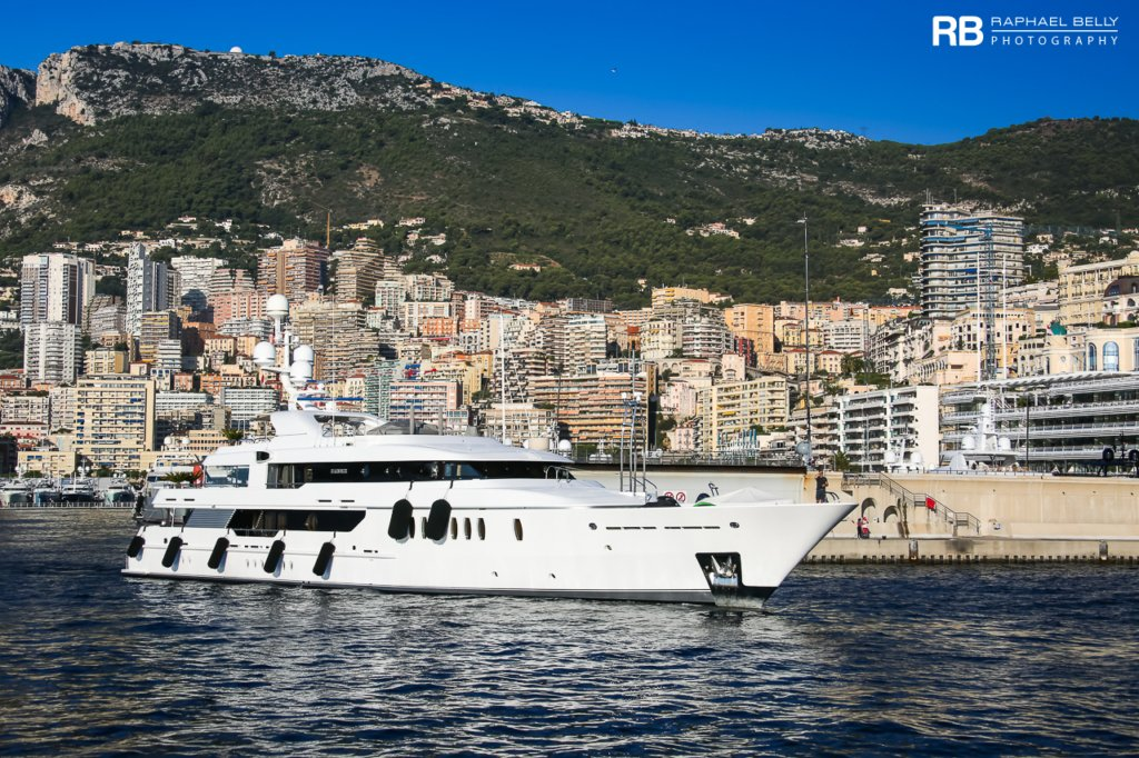 Seahorse yacht - 52m - Amels