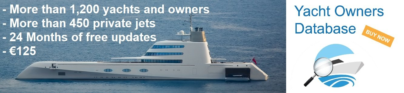 SuperYacht Owners Database 2021