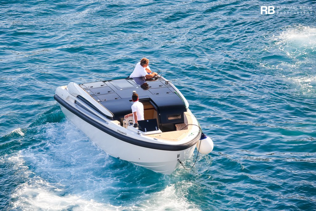 Tender To yacht Elements (Limousine) – 8,6m – Custom F Line