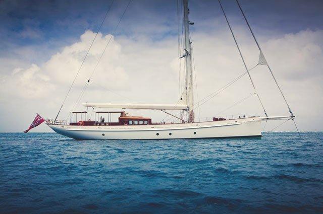 sailing yacht Nyima – Holland Yachtbouw – 2003