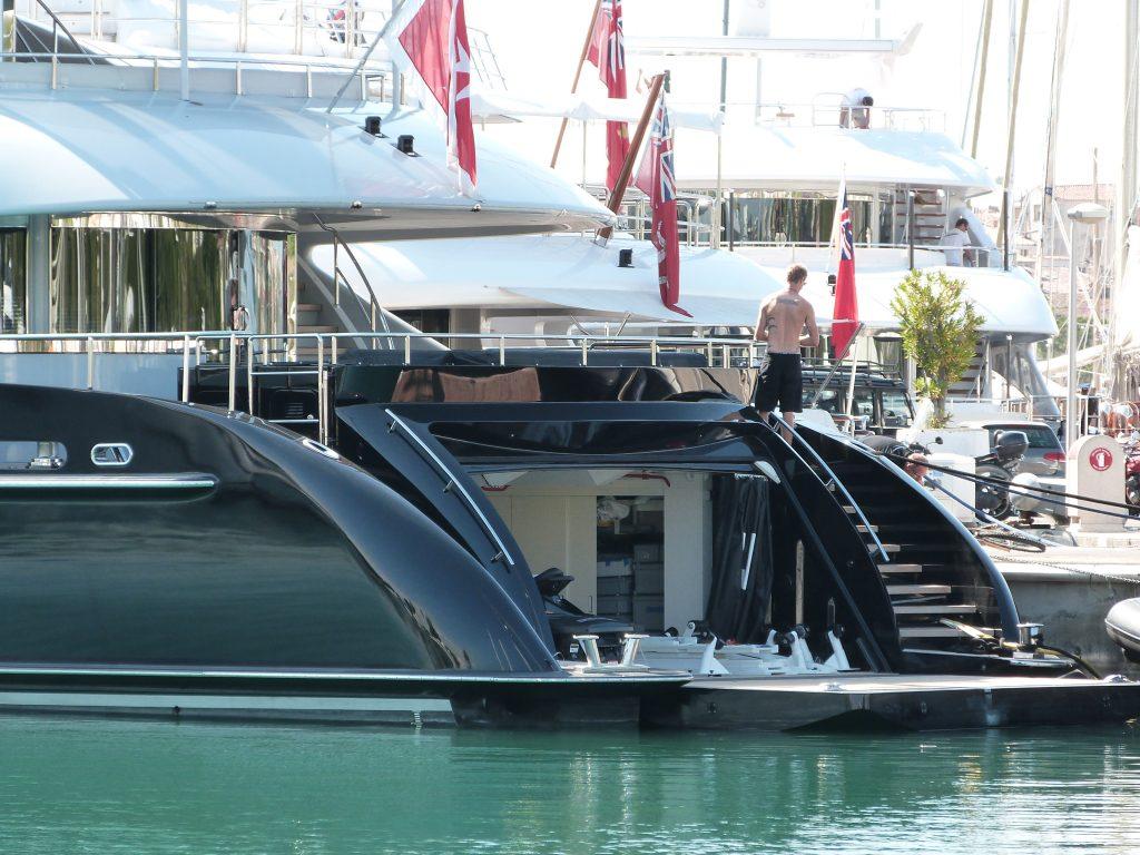 yacht Bliss – 44m – Heesen – Leon Patitsas
