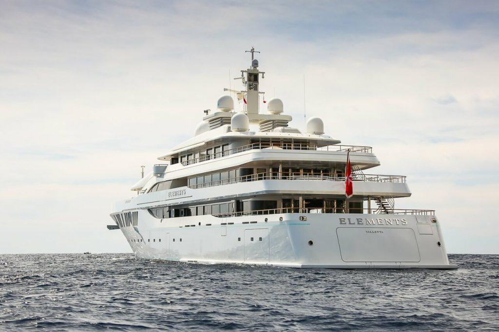 yacht Elements - 80m - Yachtley & Tranquility - 91,5m - Oceanco - Al Athel