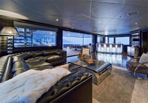 yacht Grand Rusalina interior