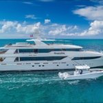 yacht Hospitality - Westport - 2011 - 164ft