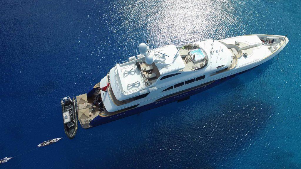 yacht La Dea II – Trinity – 2007 – Shlomo Dovrat