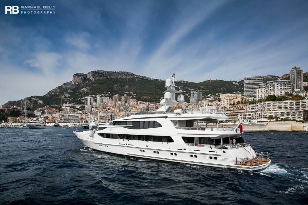 yacht Lazy Z – 51,4m – Oceanco – Mortimer Zuckerman