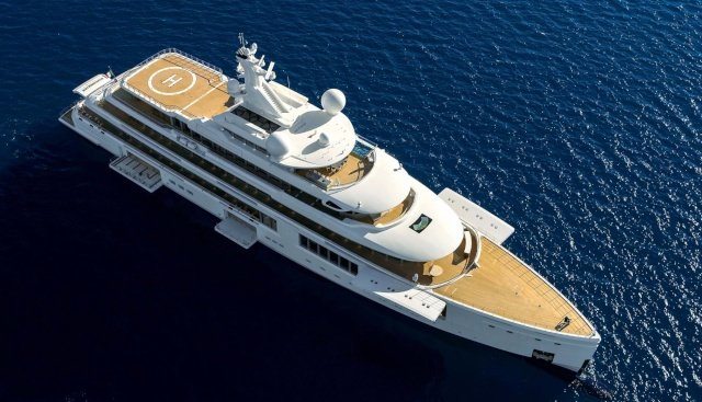 yacht Luminosity - 108m - Benetti - 2020