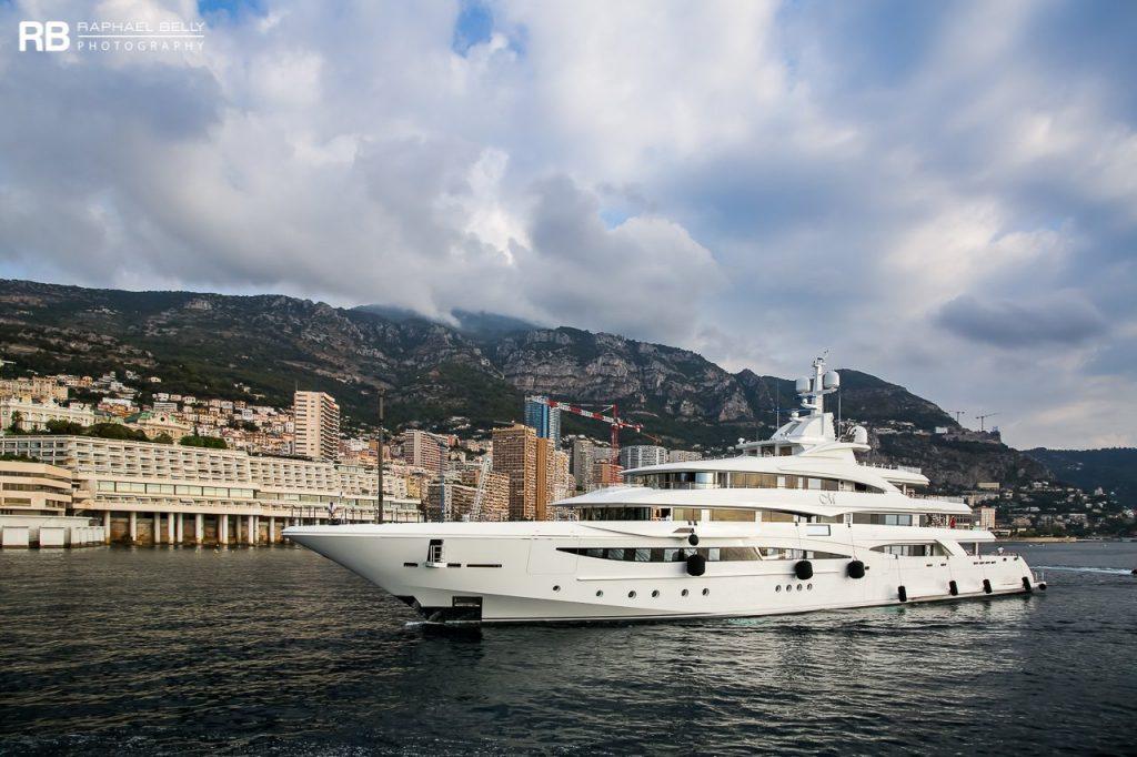 yacht Mimtee – 79m – CRN – Najib Mikati