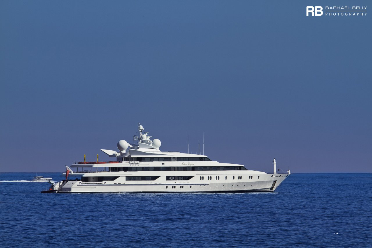 yacht NEOM (Indian Empress) - 95m - Oceanco