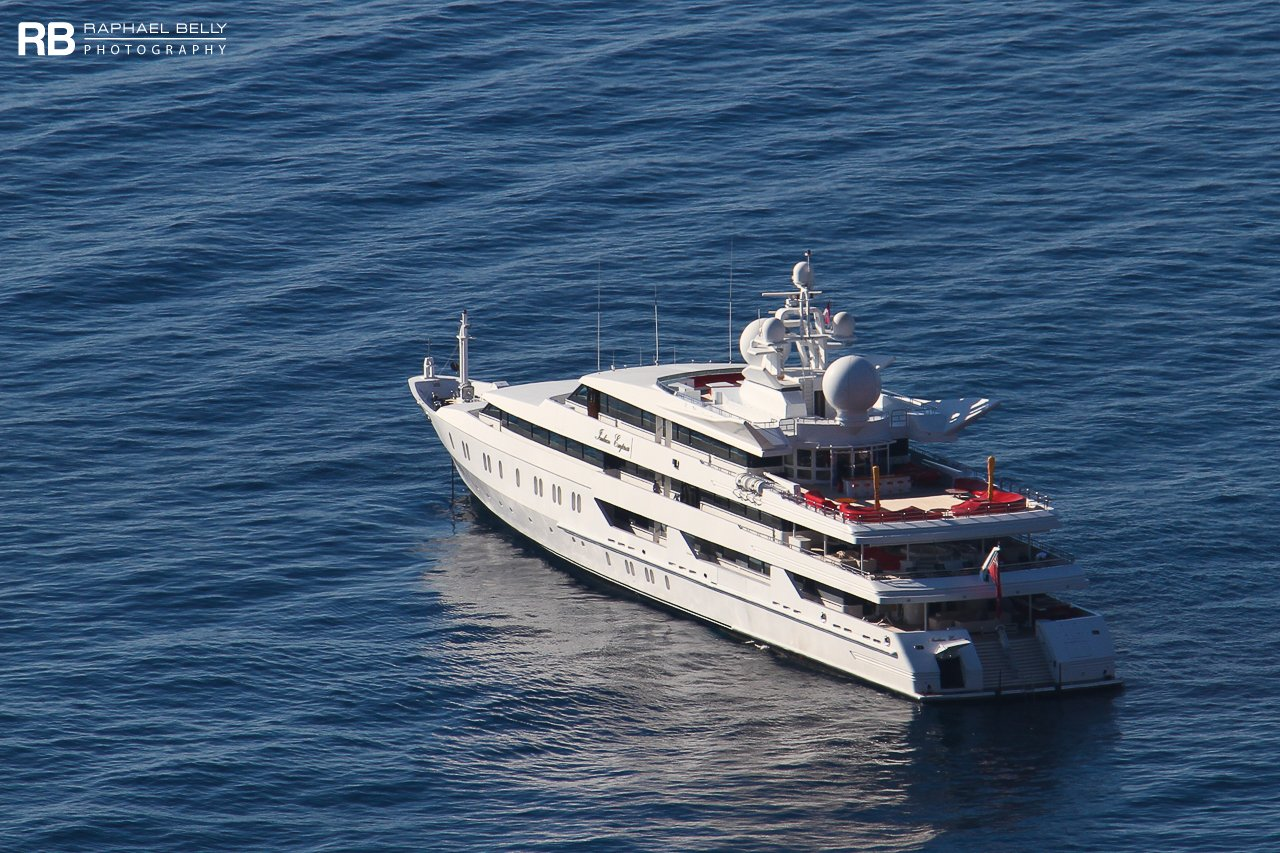 yacht NEOM (Indian Empress) – 95m – Oceanc