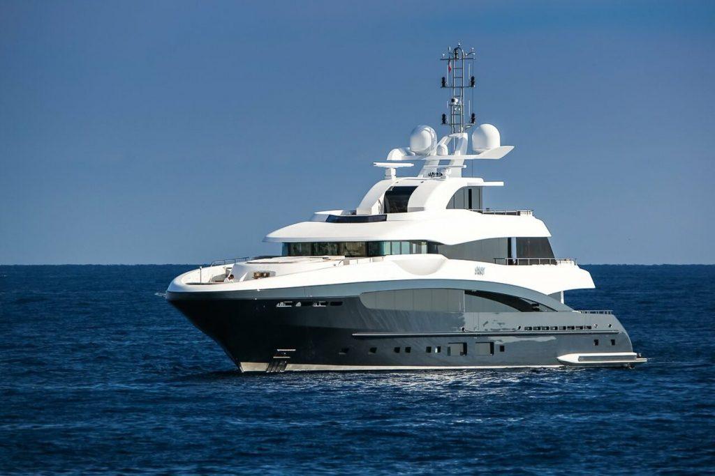yacht Sky - 50,5m - Heesen
