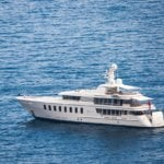 Space yacht - 45m - Feadship